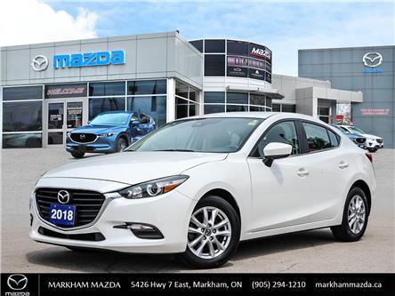 2018 Mazda Mazda3  (Stk: P2090) in Markham - Image 1 of 27