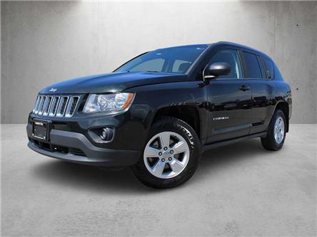 2013 Jeep Compass Sport/North (Stk: HB9-6703A) in Chilliwack - Image 1 of 11