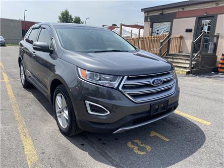 2018 Ford Edge SEL (Stk: ) in Ottawa - Image 1 of 21