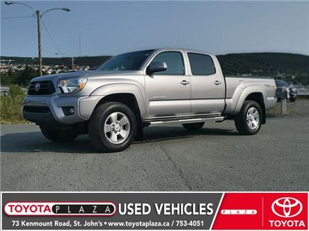 2015 Toyota Tacoma V6 (Stk: 40382A) in St. Johns - Image 1 of 14