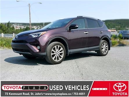 2018 Toyota RAV4 Limited (Stk: LP2772) in St. Johns - Image 1 of 4