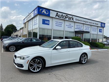 2018 BMW 330i xDrive (Stk: 18-14241) in Brampton - Image 1 of 20