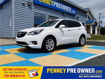 2019 Buick Envision Preferred (Stk: M21764) in Mount Pearl - Image 1 of 15