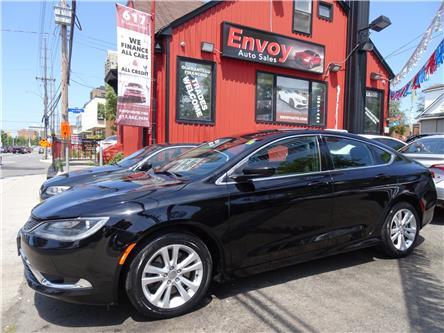 2015 Chrysler 200 Limited (Stk: ) in Ottawa - Image 1 of 28