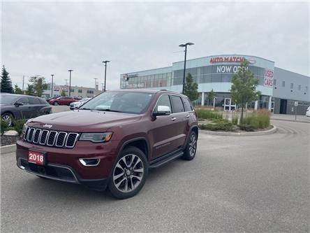 2018 Jeep Grand Cherokee Limited (Stk: U7211) in Barrie - Image 1 of 9