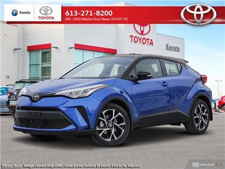2021 Toyota C-HR XLE Premium (Stk: 91330) in Ottawa - Image 1 of 23