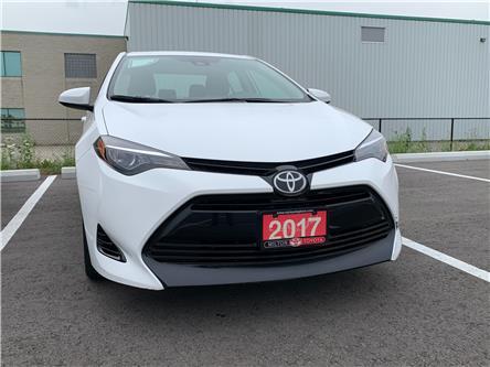 2017 Toyota Corolla LE (Stk: 885720) in Milton - Image 1 of 4