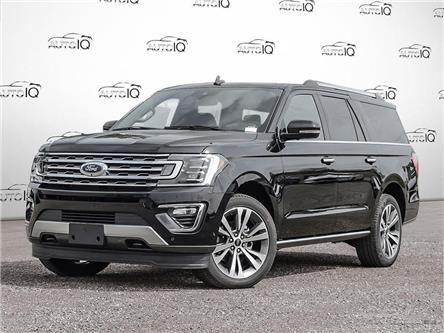 2021 Ford Expedition Max Limited (Stk: 21X3490) in Kitchener - Image 1 of 27