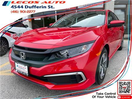 2019 Honda Civic LX (Stk: 034024) in Toronto - Image 1 of 14