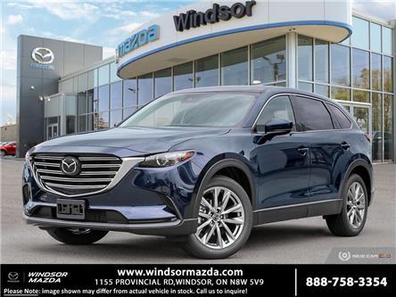 2021 Mazda CX-9 GS-L (Stk: C930417) in Windsor - Image 1 of 22