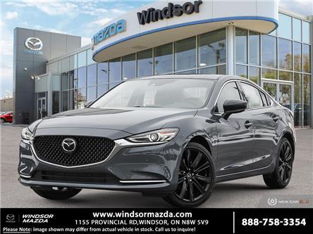 2021 Mazda MAZDA6 Kuro Edition (Stk: M610482) in Windsor - Image 1 of 23