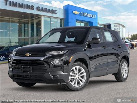 2021 Chevrolet TrailBlazer LS (Stk: 21752) in Timmins - Image 1 of 23