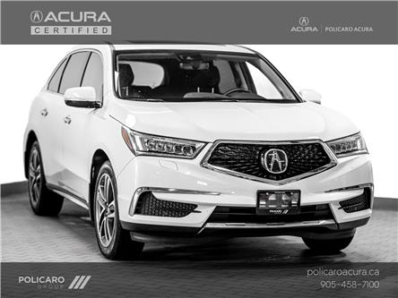 2017 Acura MDX Technology Package (Stk: 507829P) in Brampton - Image 1 of 28