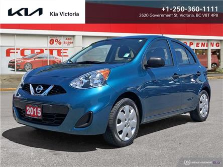 2015 Nissan Micra S (Stk: RO21-340A) in Victoria - Image 1 of 21