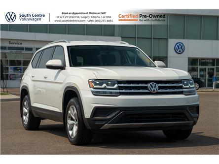 2018 Volkswagen Atlas 3.6 FSI Trendline (Stk: 10066A) in Calgary - Image 1 of 39