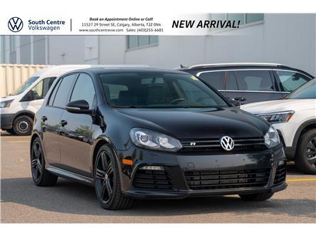 2012 Volkswagen Golf R Base (Stk: U6764) in Calgary - Image 1 of 5