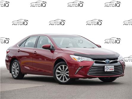 2017 Toyota Camry Hybrid XLE (Stk: 7681A) in Welland - Image 1 of 23