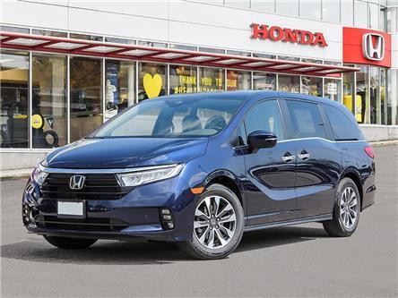 2022 Honda Odyssey EX-L RES (Stk: 8N24190) in Vancouver - Image 1 of 23