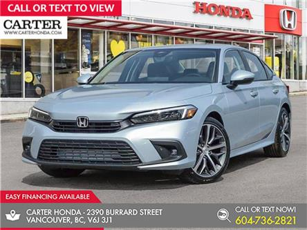 2022 Honda Civic Touring (Stk: 3N11960) in Vancouver - Image 1 of 24