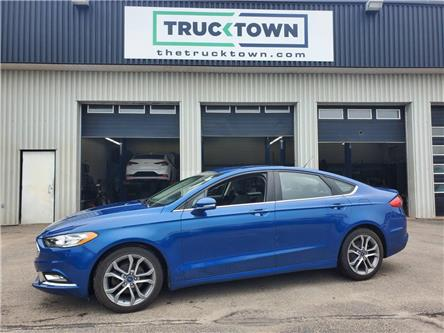 2017 Ford Fusion SE (Stk: T0423) in Smiths Falls - Image 1 of 21