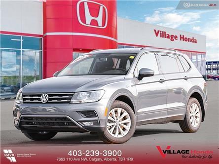 2018 Volkswagen Tiguan Trendline (Stk: SL0336A) in Calgary - Image 1 of 26