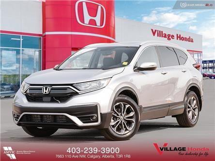 2020 Honda CR-V EX-L (Stk: SK0283SL) in Calgary - Image 1 of 27