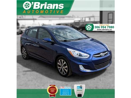 2015 Hyundai Accent GLS (Stk: 14679A) in Saskatoon - Image 1 of 20