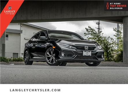 2019 Honda Civic Sport Touring (Stk: LC0906) in Surrey - Image 1 of 30