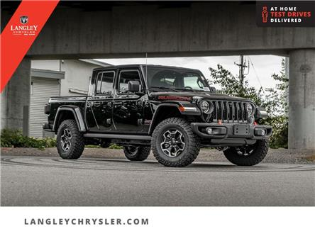 2021 Jeep Gladiator Rubicon (Stk: M512603) in Surrey - Image 1 of 25