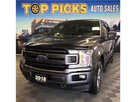 2018 Ford F-150 XLT (Stk: C73493) in NORTH BAY - Image 1 of 30