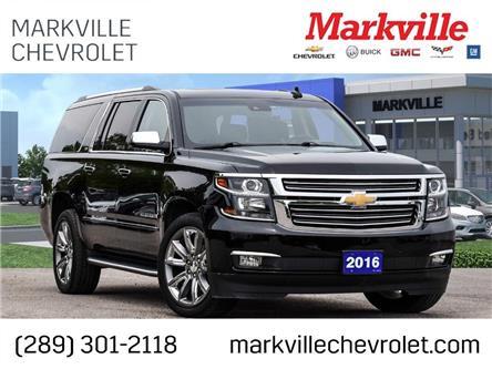 2016 Chevrolet Suburban LTZ (Stk: 368448A) in Markham - Image 1 of 29