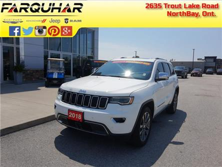 2018 Jeep Grand Cherokee Limited (Stk: 79420A) in North Bay - Image 1 of 30