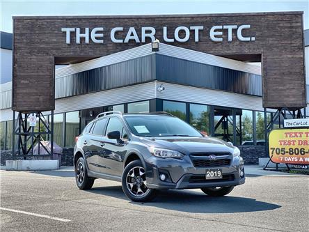 2019 Subaru Crosstrek Touring (Stk: 21382) in Sudbury - Image 1 of 24