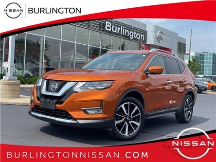 2017 Nissan Rogue SL (Stk: B5025A) in Burlington - Image 1 of 20