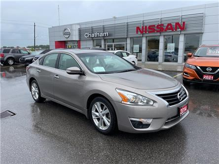 2014 Nissan Altima 2.5 SL (Stk: TM0071A) in Chatham - Image 1 of 23