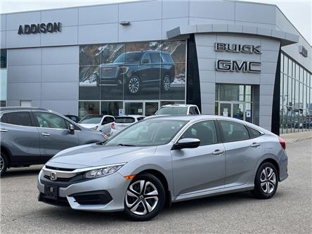 2017 Honda Civic LX (Stk: U034853) in Mississauga - Image 1 of 21