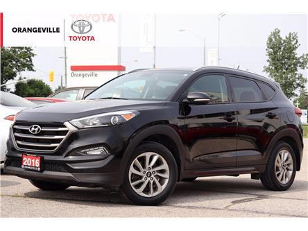 2016 Hyundai Tucson Premium (Stk: 21518A) in Orangeville - Image 1 of 18