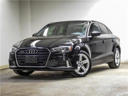 2018 Audi A3 2.0T Komfort (Stk: A14062A) in Newmarket - Image 1 of 25