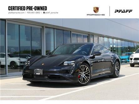 2020 Porsche Taycan 4S (Stk: U9824) in Vaughan - Image 1 of 30
