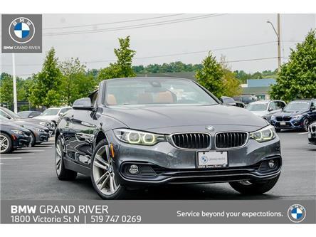 2018 BMW 430i xDrive (Stk: PW5942) in Kitchener - Image 1 of 28