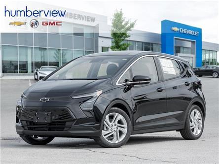 2022 Chevrolet Bolt EV 1LT (Stk: 22BT003) in Toronto - Image 1 of 21