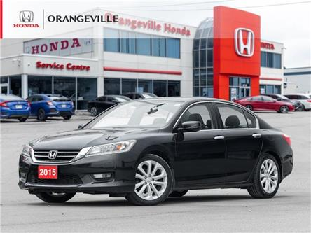 2015 Honda Accord Touring (Stk: C21024A) in Orangeville - Image 1 of 24