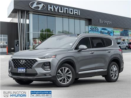 2019 Hyundai Santa Fe Luxury (Stk: N1392) in Burlington - Image 1 of 25