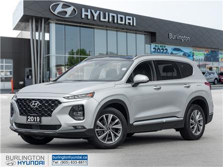 2019 Hyundai Santa Fe Luxury (Stk: N1329) in Burlington - Image 1 of 25
