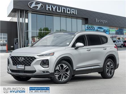 2019 Hyundai Santa Fe Ultimate 2.0 (Stk: N1327) in Burlington - Image 1 of 26