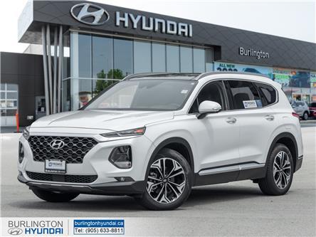 2019 Hyundai Santa Fe Ultimate 2.0 (Stk: N1363) in Burlington - Image 1 of 27