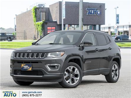 2018 Jeep Compass Limited (Stk: 417265) in Milton - Image 1 of 21