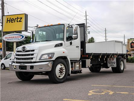 2018 Hino 268 H268 6-Speed Automatic, 7.6L Hino Turbo Diesel, 26 (Stk: 49702) in Ottawa - Image 1 of 19