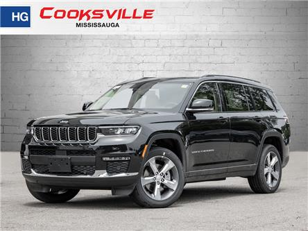 2021 Jeep Grand Cherokee L Limited (Stk: M8108889) in Mississauga - Image 1 of 25