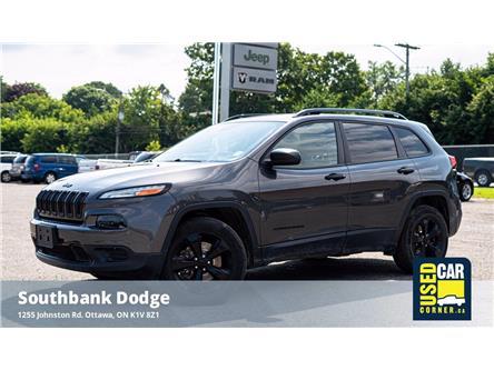 2017 Jeep Cherokee Sport (Stk: P923199) in OTTAWA - Image 1 of 23